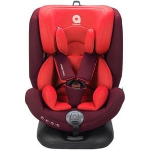 Scaun auto APRAMO Unique 801-0365-151, Isosafe, 0 - 36kg, rosu