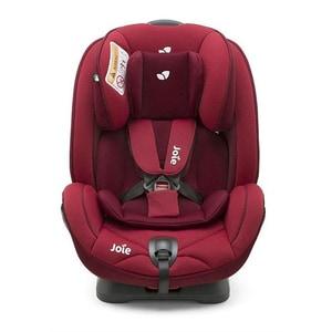 Scaun auto JOIE Stages C0925CHCHY000, 3 puncte, 0-25 kg, rosu