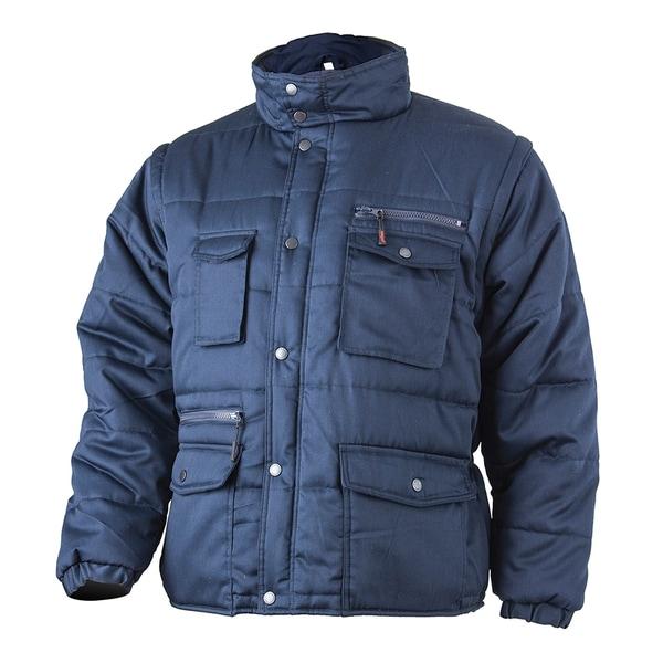 Jacheta de protectie COVERGUARD Polena, marimea XXL, bleumarin