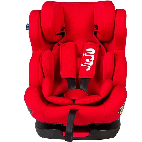 Scaun auto JUJU Complete 360 JU1200-932-RED, Isofix, 0-36kg, rosu