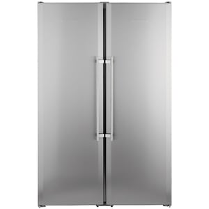 Side by side LIEBHERR SBSesf 7212 Comfort, No Frost , 640 l, H 185.2 cm, Clasa A+, inox
