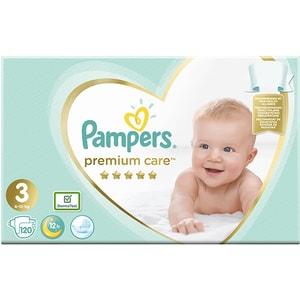 Scutece PAMPERS Premium Care Mega Box nr 3, Unisex, 6 - 10 kg, 120 buc