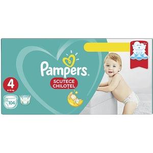 Scutece chilotei PAMPERS Pants Mega Box nr 4, Unisex, 9 - 14 kg, 104 buc