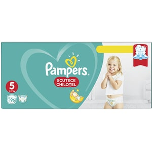Scutece chilotei PAMPERS Pants Mega Box nr 5, Unisex, 12 - 17 kg, 96 buc