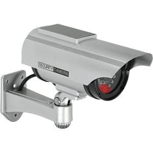 Camera supraveghere falsa exterior ORNO OR-AK-1207/G, gri