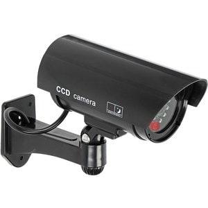 Camera supraveghere falsa exterior ORNO OR-AK-1208/B, negru