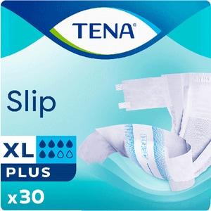 Scutece pentru adulti TENA Slip Plus, XL, 30 buc