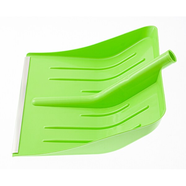 Lopata de zapada SIBERTEH, 42 x 42.5 cm, fara maner, verde