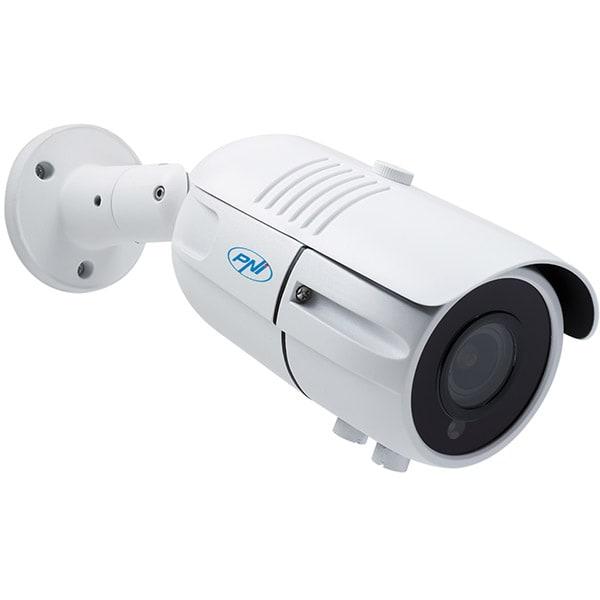 Camera supraveghere PNI House AHD43, Full HD 1080p, exterior/interior, IR, Night Vision, alb