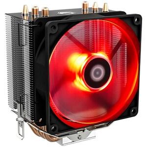 Cooler procesor ID-COOLING SE-903-R-V2 Red, 92 mm