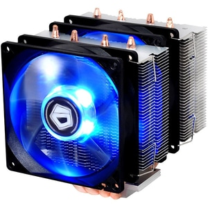 Cooler procesor ID-COOLING SE-904TWIN Blue, 2 x 92 mm