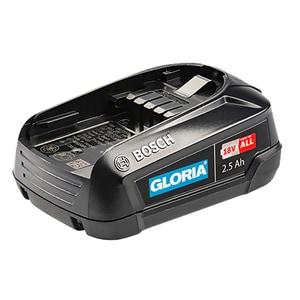 Acumulator pentru scule electrice GLORIA 729101, 18V, 2.5Ah, Lion