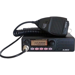 Statie radio VHF ALINCO DR-B185HE, 500 canale