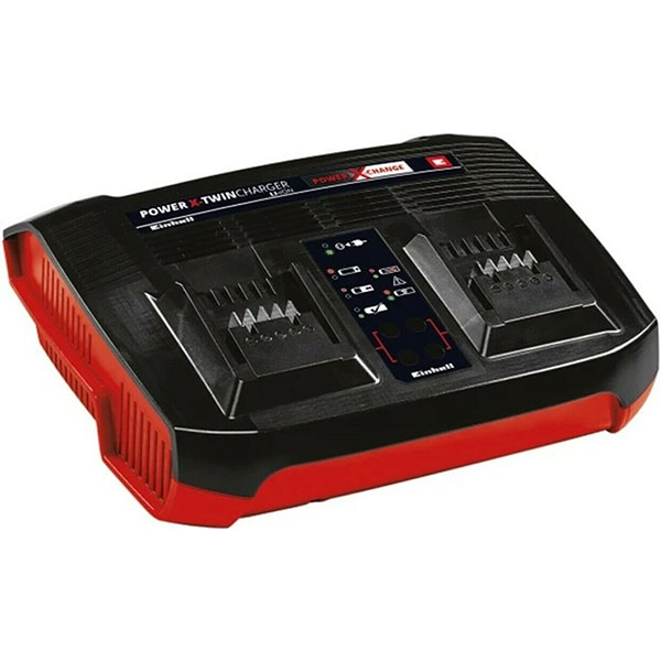 Incarcator pentru scule electrice EINHELL Power-X-Twincharger 3 A, 2 x 18 V, 3000 mA