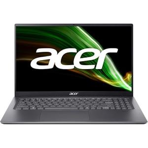 "Laptop ACER Swift 3 SF316-51, Intel Core i7-11370H pana la 4.8GHz, 16.1"" Full HD, 16GB, SSD 512GB, Intel Iris Xe Graphics, Free Dos, gri metalic"