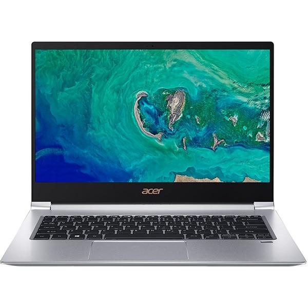 """Laptop ACER Swift 3 SF314-55-57VJ, Intel® Core™ i5-8265U pana la 3.9GHz, 14"""" Full HD, 8GB, SSD 512GB, Intel® UHD Graphics 620, Linux"""