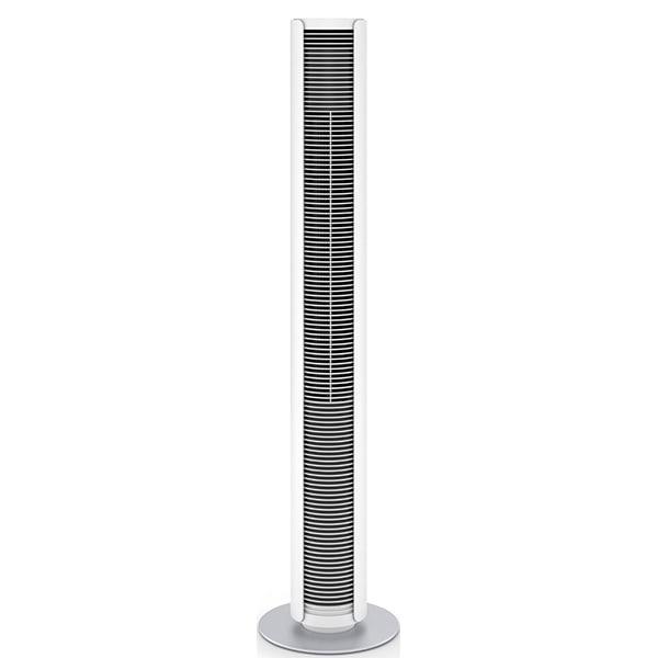 Ventilator turn STADLER FORM PETER, 3 trepte de viteza, 60W, timer, alb
