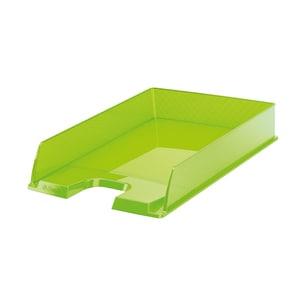 Tavita documente ESSELTE Europost Vivida, plastic, verde