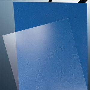 Coperta indosariere VOLUM, A4, 180 microni, 100 bucati, transparent