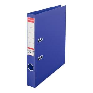 Biblioraft plastifiat ESSELTE No.1 Power, A4, 50 mm, mov
