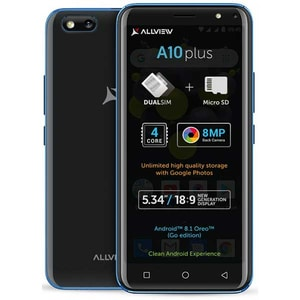Telefon ALLVIEW A10 Plus 8GB, 1GB RAM, Dual SIM, Black
