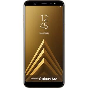 Telefon SAMSUNG Galaxy A6 Plus (2018), 32GB, 3GB RAM, Dual SIM, Gold