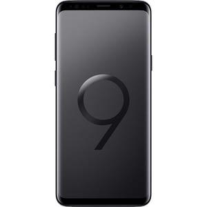Telefon SAMSUNG Galaxy S9 Plus, 256GB, 6GB RAM, Dual SIM, Black
