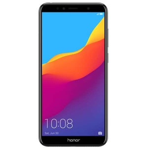 Telefon HONOR 7A 32GB, 3GB RAM, Dual SIM, Black
