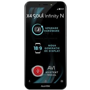 Telefon ALLVIEW X4 Soul Infinity N, 32GB, 4GB RAM, Dual SIM, Night Sky