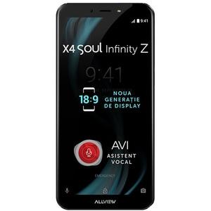 Telefon ALLVIEW X4 Soul Infinity Z, 32GB, 4GB RAM, Dual SIM, Night Sky
