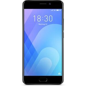 Telefon MEIZU M721H M6 Note, 16GB, 3GB RAM, Dual SIM, Black