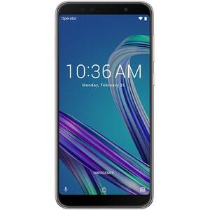 Telefon ASUS Zenfone Max Pro ZB602KL, 32GB, 3GB RAM, Dual SIM, Silver