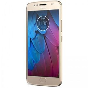 Telefon MOTOROLA G5S, 32GB, 3GB RAM, Dual SIM, Gold