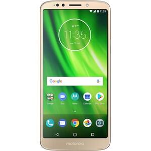 Telefon MOTOROLA Moto G6 Play, 32GB, 3GB RAM, Dual SIM, Gold