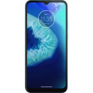 Telefon MOTOROLA Moto G8 Power Lite, 64GB, 4GB RAM, Dual SIM, Arctic Blue