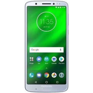 Telefon MOTOROLA Moto G6 Plus, 64GB, 4GB RAM, Dual SIM, Blue
