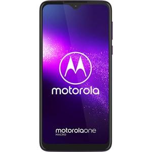 Telefon MOTOROLA One Macro, 64GB, 4GB RAM, Dual SIM, Ultra Violet