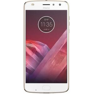 Telefon MOTOROLA Moto Z2 Play, 64GB, 4GB RAM, Dual SIM, Gold
