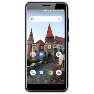 Telefon MYRIA MY9076 L500, 16GB, 2GB RAM, Dual SIM, Black