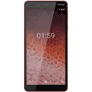 Telefon NOKIA 1 Plus, 8GB, 1GB RAM, Dual SIM, Red