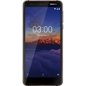 Telefon NOKIA 3.1 2018, 16GB, 2GB RAM, Dual SIM, Blue