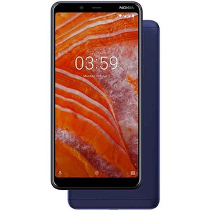 Telefon NOKIA 3.1 Plus, 32GB, 3GB RAM, Dual SIM, Blue