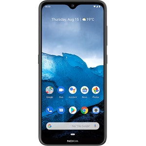 Telefon NOKIA 6.2, 64GB, 4GB RAM, Dual SIM, Black