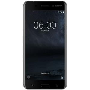 Telefon NOKIA 6, 32GB, 2GB RAM, Single SIM, Matte Black