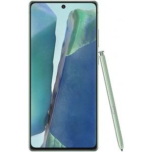 Telefon SAMSUNG Galaxy Note 20 5G, 256GB, 8GB RAM, Dual SIM, Mystic Green