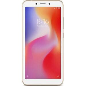 Telefon XIAOMI REDMI 6, 32GB, 3GB RAM, Dual SIM, Gold