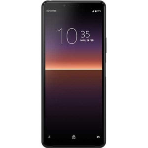 Telefon SONY Xperia 10 II, 128GB, 4GB RAM, Dual SIM, Black