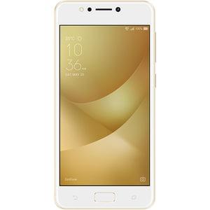 Telefon ASUS Zenfone 4 Max ZC520KL, 16GB, 2GB RAM, Dual SIM, Gold