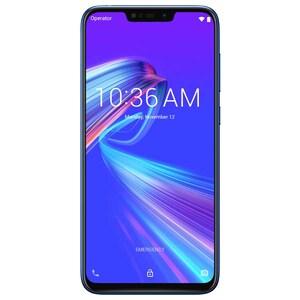 Telefon ASUS ZenFone Max M2, 32GB, 4GB RAM, Dual SIM, Blue