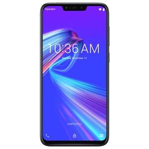 Telefon ASUS ZenFone Max M2, 32GB, 4GB RAM, Dual SIM, Black